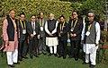 PM meets CMs of Northeastern states ahead of NITI Aayog meeting (15870511693).jpg