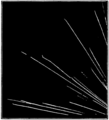 PSM V87 D126 Magnified track of alpha particles.png