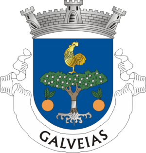 Galveias - Image: PSR galveias