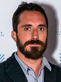 Pablo Larraín på Mill Valley Film Festival 2016.