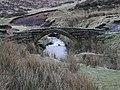 Packhorse Bridge, near Carl Wark - geograph.org.uk - 34105.jpg