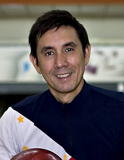 Paeng Nepomuceno Filipino ten-pin bowler
