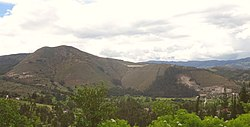 Paipa-Iza volcanic complex - Colombia - Iza Domes - View from east.jpg