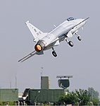 Pakistian Air force JF-17 Thunders in Izmir air show (5824772609).jpg