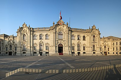 How to get to Palacio De Gobierno with public transit - About the place