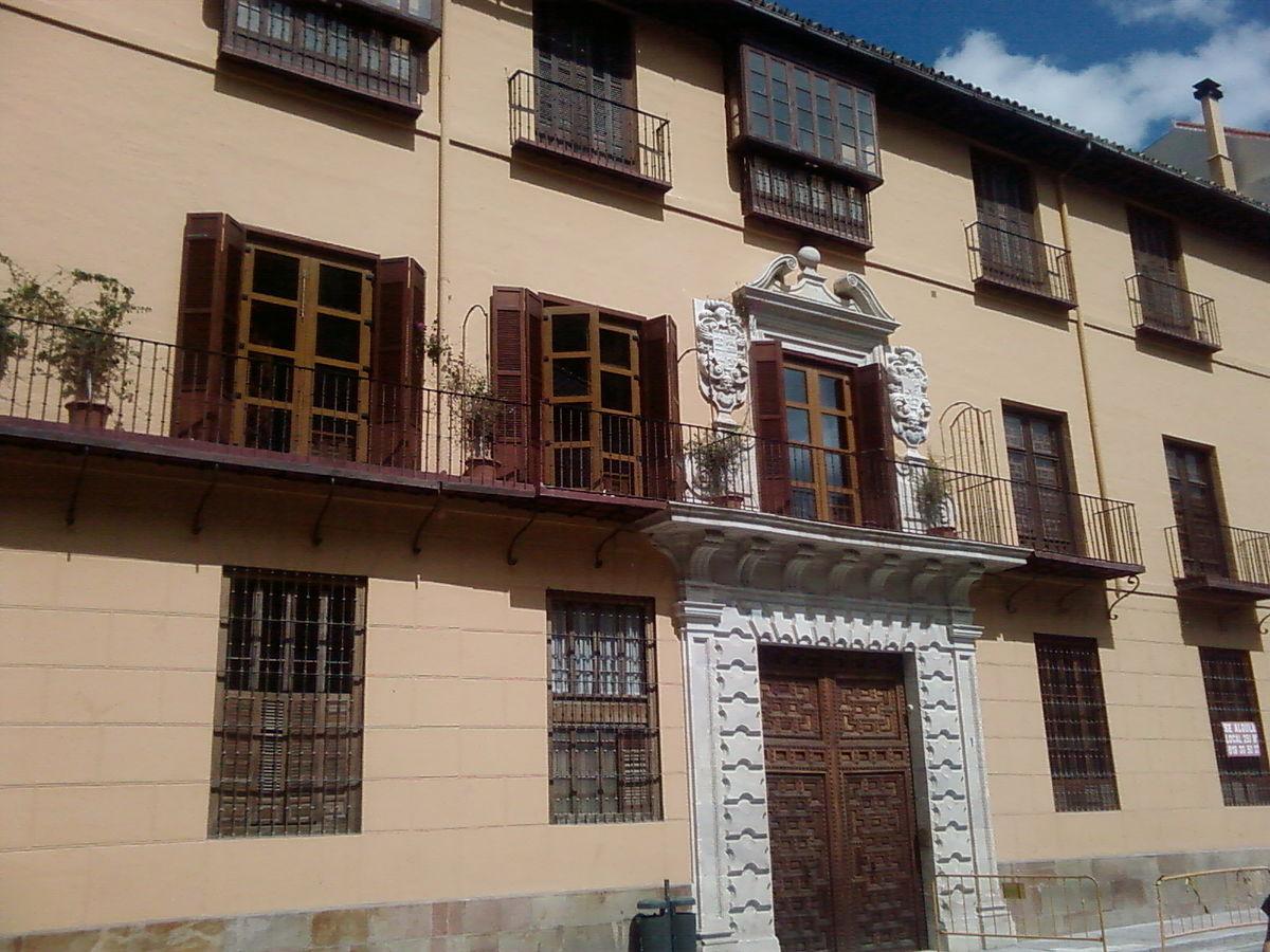 Palacio de Zea-Salvatierra - Wikipedia, la enciclopedia libre