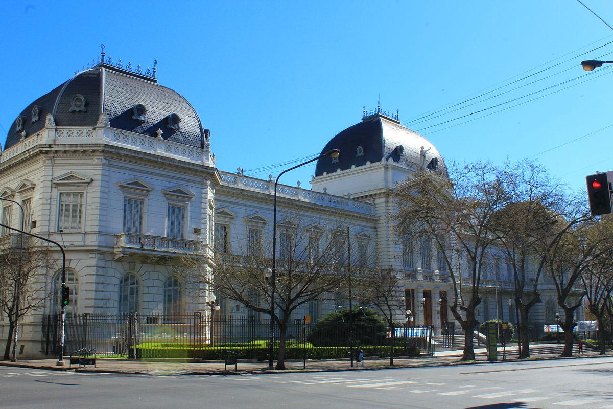 Palacio de justicia de la plata wikipedia la for Casa de diseno la plata