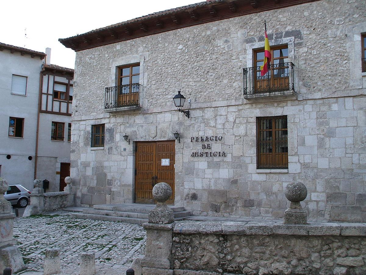 Palacio De Los Rojas Wikipedia La Enciclopedia Libre
