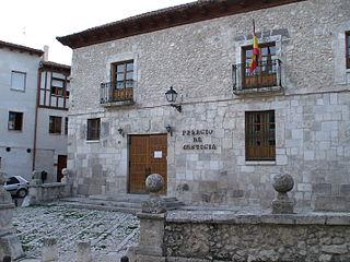 Palacio de los Rojas, Cuéllar.JPG