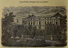 Palacio Del Marqués De Casa Riera Wikipedia