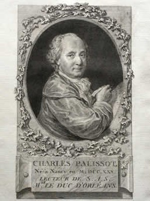 Charles Palissot de Montenoy