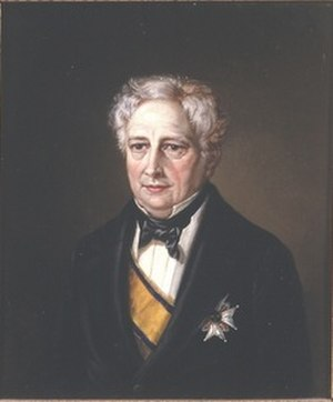 Palle Rømer Fleischer - Palle Rømer Fleischer painted by Hedevig Lund.