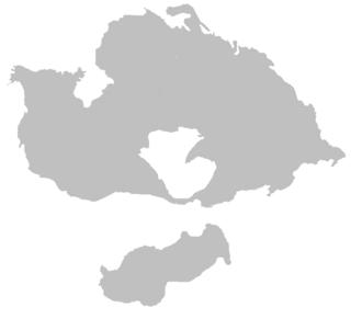 Pangaea Ultima - A rough approximation of Pangaea Ultima