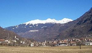 Cevo - Image: Panorama Cevo (Foto Luca Giarelli)