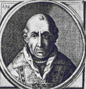 Avignon Papacy - Clement V in a later engraving