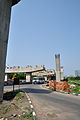 Parama-Park Circus Flyover Under Construction on John Burdon Sanderson Haldane Avenue - Kolkata 2012-05-03 0017.JPG