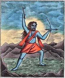 Parashurama - Wikipedia