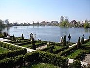 Parcul şi grădina Palatului Mogoşoaia 1