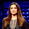 Parineeti Chopra walks the ramp for 'Blenders Pride Fashion Tour'.jpg
