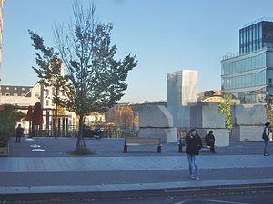 Robert Antelme - Street in Paris named after Antelme.