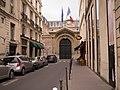 Paris 75001 Rue Catinat vers rue La Vrillière 20140406.jpg