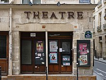 Description de l'image Paris theatre des blancs manteaux.jpg.