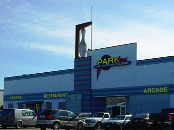 Park Lanes Family Entertainment Center (bowlin...