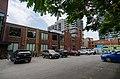Parking Lot at Richmond & George Streets (26695995849).jpg