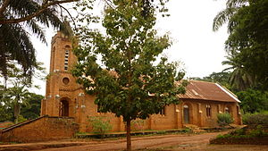 Parish of St. George, Ouango.
