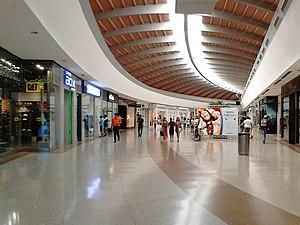 Pampatar - Halls in Sambil Margarita mall (Pampatar)