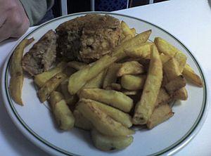 Pastie - A pastie supper