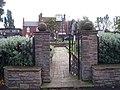 Pat Collins Memorial Clock - geograph.org.uk - 899188.jpg