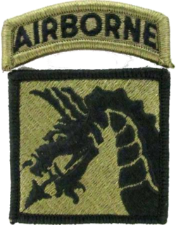 XVIII Airborne Corps corps of the United States Army