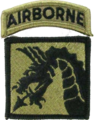 Patch of the United States Army XVIII Airborne Corps.png
