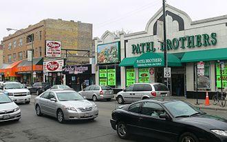 Devon Avenue (Chicago) - another view
