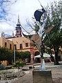 Patio del Centro Cultural Santa Rosa de Viterbo en Querétaro 02.jpg