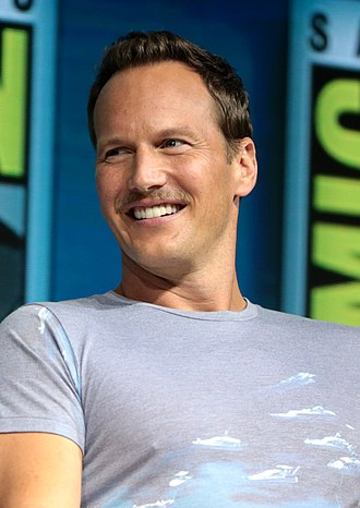 Patrick Wilson (American actor) - Wilson at the 2018 San Diego Comic-Con International
