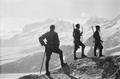 Patrouille im Matterhorngebiet - CH-BAR - 3236969.tif