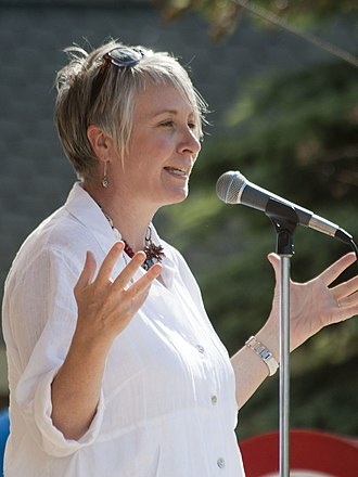 Minister of Employment, Workforce, and Labour - Image: Patty Hajdu