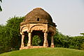 Pavillion in Mehrauli.JPG