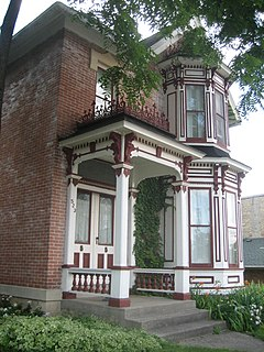 William H. Roberts House United States historic place