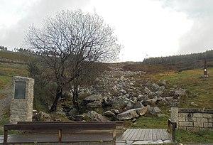 Minho (river) - Pedregal de Irimia