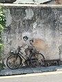 Penang UNESCO famous street art.jpg