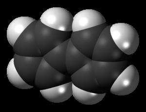 Fulvalene - Image: Pentafulvalene 3D spacefill