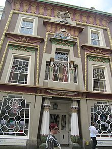 Egyptian Revival Architecture In The British Isles