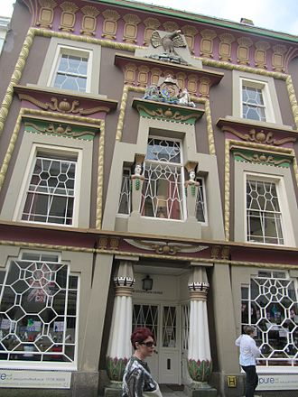 Penzance - Egyptian House