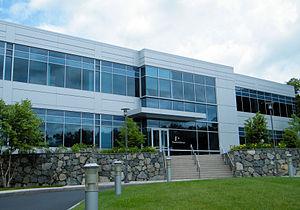 PerkinElmer - PerkinElmer headquarters in Waltham