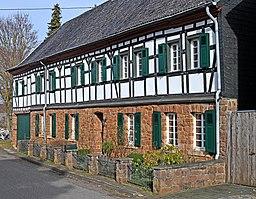 Burggasse in Nettersheim