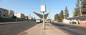Transport in Petah Tikva - Petah Tikva Central Bus Station