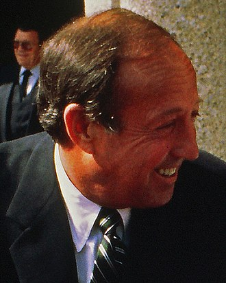 Pete Rozelle - Rozelle in the early 1980s.